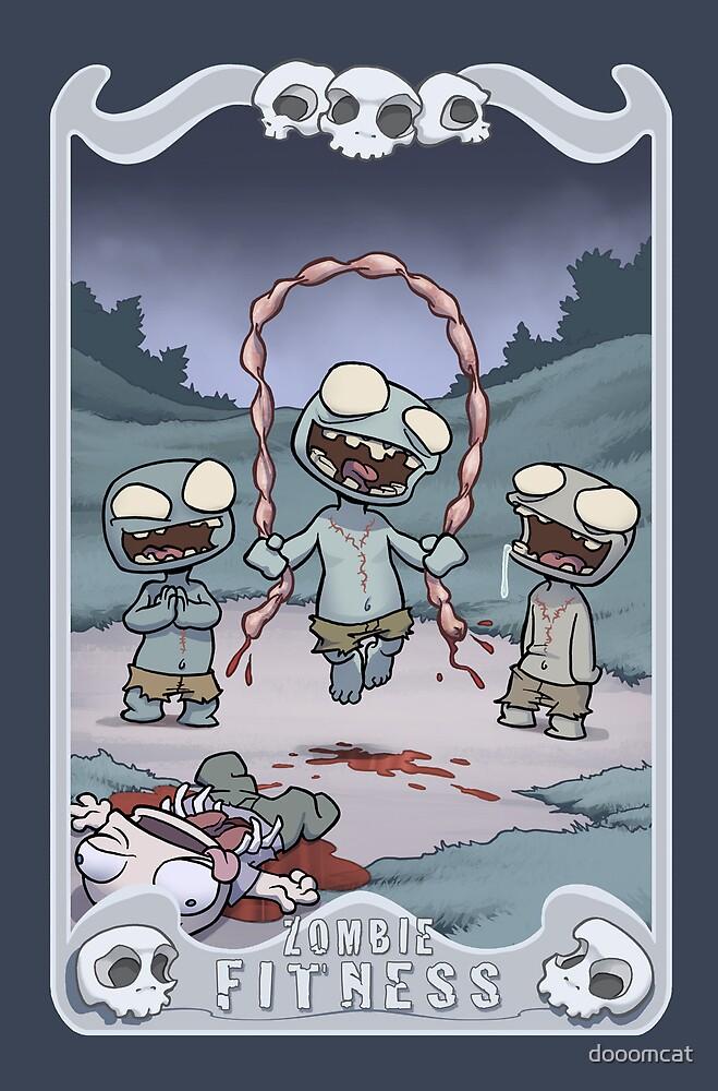 Zombie Fitness by dooomcat