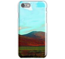 Mountains of Mourne's  iPhone Case/Skin