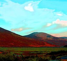 Mountains of Mourne's  by Josephine Mulholland