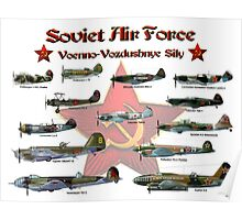 Soviet Air Force Poster