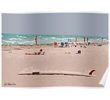 Lido Beach Poster