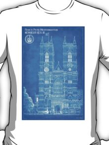 Westminster Abbey - Designed For The Ages T-Shirt