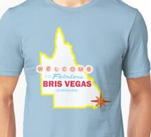 Bris Vegas Unisex T-Shirt