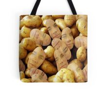 Channing Tater Tote Bag