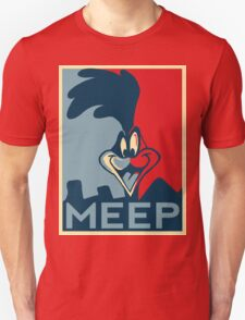 Road Runner MEEP (Fairey Parody) T-Shirt