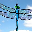 Dragonfly (Iridescent Wings) 2 by Neil Witney