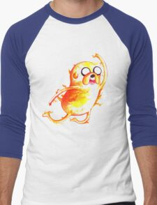 Jake Highfive Men's Baseball ¾ T-Shirt