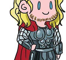 Thor by DamnSam