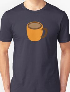 simple COFFEE cup Unisex T-Shirt