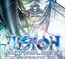 Fusion: Anthology Poster by Dominion Publishing Enterprises