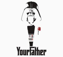 Darth Vader's your Father!! by shpalman85