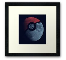 Pokemoon Framed Print