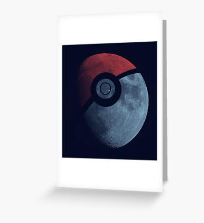 Pokemoon Greeting Card