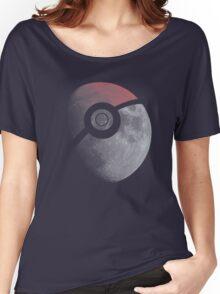 Pokemoon Women's Relaxed Fit T-Shirt
