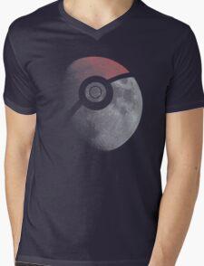 Pokemoon Mens V-Neck T-Shirt