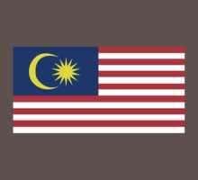 flag of Malaysia Kids Clothes