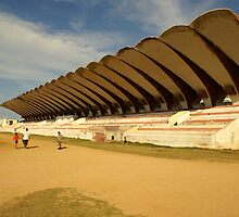 Cuban Stadium by Nigel Roulston