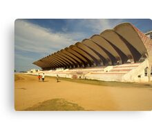 Cuban Stadium Metal Print