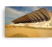 Cuban Stadium Metal Print