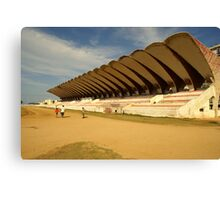 Cuban Stadium Canvas Print