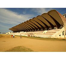 Cuban Stadium Photographic Print