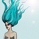 Mermaid by Rootedbeauty