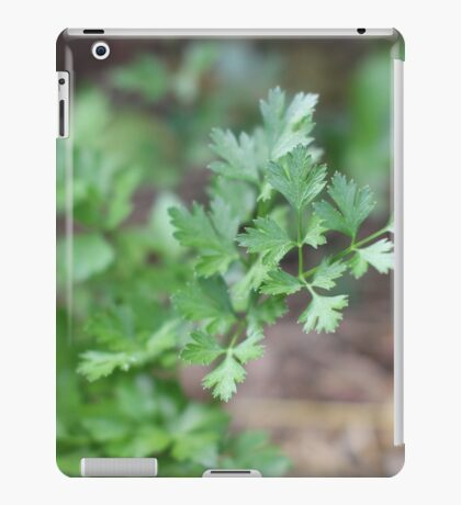 Parsley iPad Case/Skin