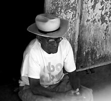 Cuban Character by Nigel Roulston