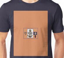 USN SCPO (FRA ) Unisex T-Shirt