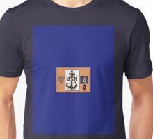 USN SCPO FRA Retired Unisex T-Shirt