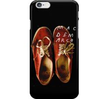 Mac Demarco's Shoes iPhone Case/Skin