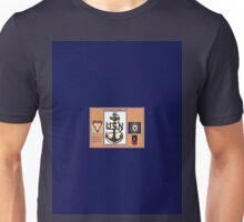 USN SCPO FRA AFFILIATED Unisex T-Shirt