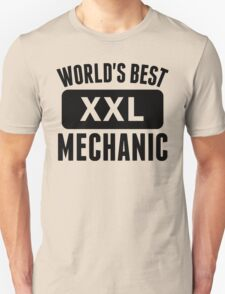 World's Best Mechanic T-Shirt