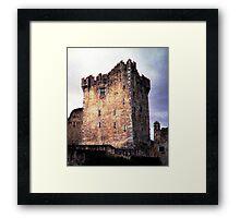 Ross Castle, Kilarney Ireland Framed Print
