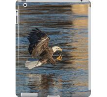 Out Of The Blue And Into The Blue  iPad Case/Skin
