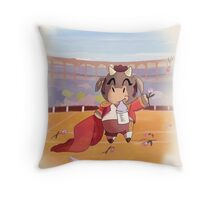 Animal Chibi  Throw Pillow