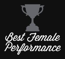 Best Female Performance White by GregWR