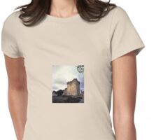 Ross Castle, Ireland Womens Fitted T-Shirt