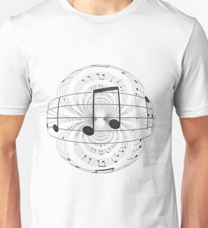 A Well Rounded Sound Unisex T-Shirt