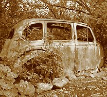 Hillman - The Family Car by niggle