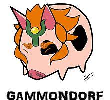 Gammondorf design by BlueEyedJuniper