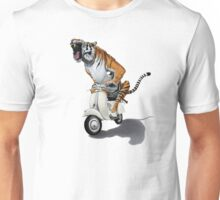 Rooooaaar! (colour) Unisex T-Shirt