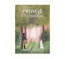 Pride and Prejudice Art Print
