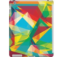 Psychedelic Polygons iPad Case/Skin