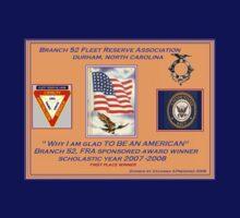 Brnch 52 FRA Award Winner First Place Sticker