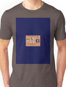 Branch 52 FRA Award Winner Second Place Unisex T-Shirt