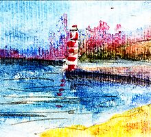 Lighthouse by Lee Kerr