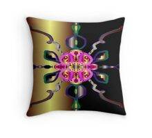 LOTUS SEEDPOD Throw Pillow