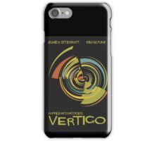 Vertigo Nod to Saul Bass iPhone Case/Skin