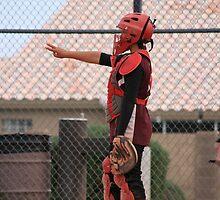 catchers uniform by cindylu